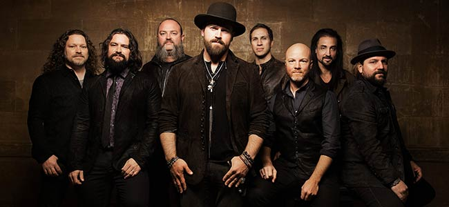 Zac Brown Band Package