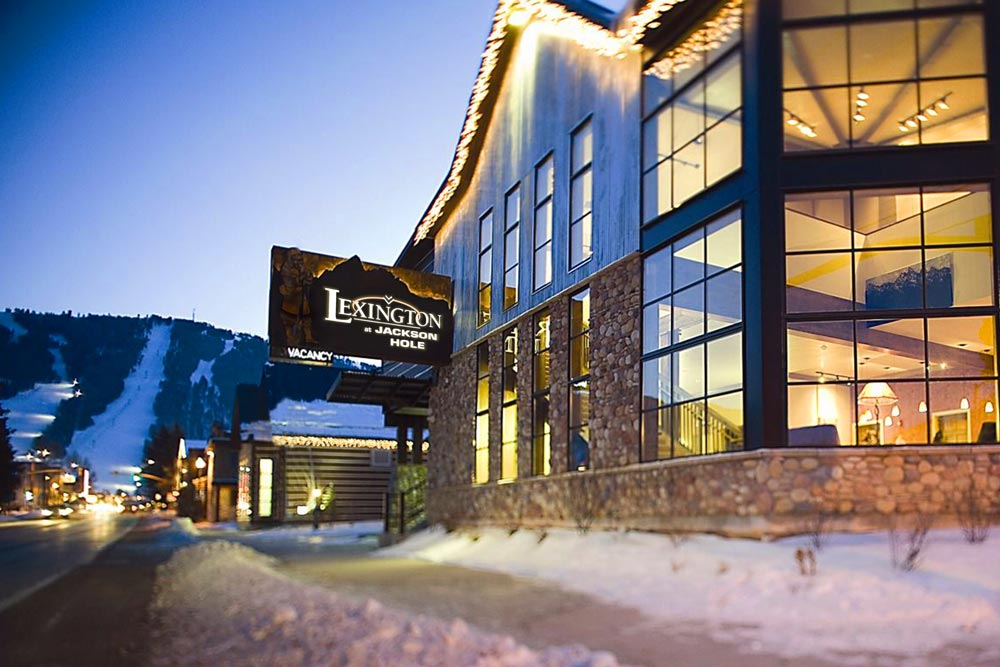 jackson wyoming hotels