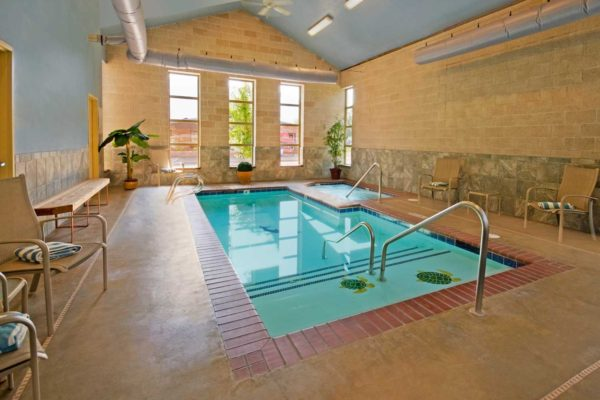 the lexington hotel indoor pool